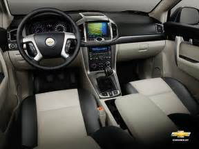 Chevrolet Captiva 2014 Interior Noticias Captiva 2014 Autos Weblog