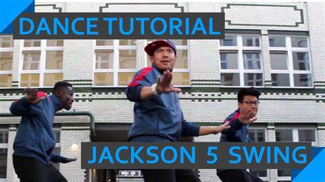 tutorial dance treasure jackson 5 dance moves dance tutorial bruno mars