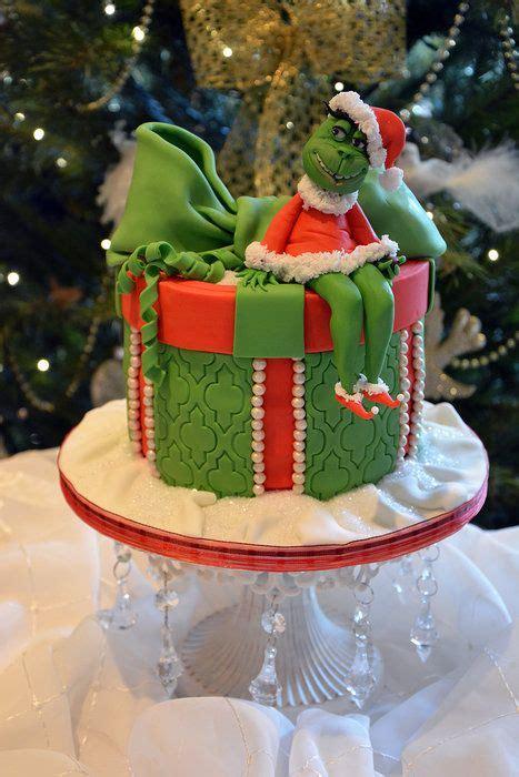 grinch pinterest kids party ideas 1000 ideas about grinch cake on cookies grinch cupcakes and