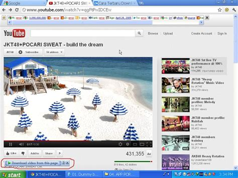 Download Youtube Lewat Idm | cara download video youtube dengan idm zona aneh