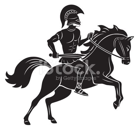 film gladiator cartoon gladiator stock vector freeimages com