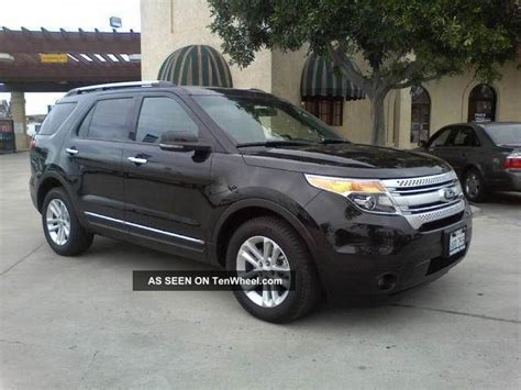 Ford Explorer Xlt 2013 by 2013 Ford Explorer Xlt Ecoboost