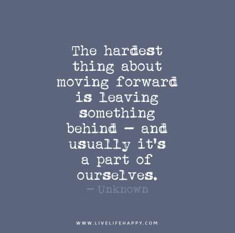 quotes about leaving something quotesgram