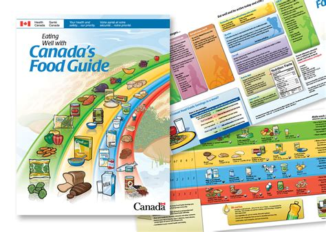 the food guide to a new and improved canada s food guide times