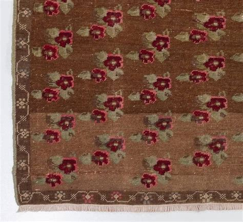 floral rugs for sale floral karapinar quot tulu quot rug for sale at 1stdibs