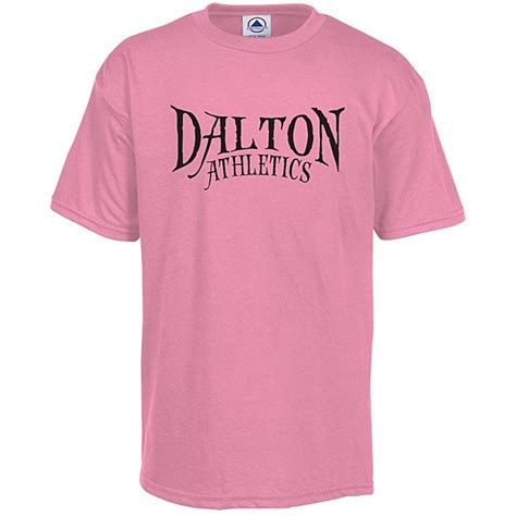 safety pink color 4imprint performance blend t shirt youth 124634 y