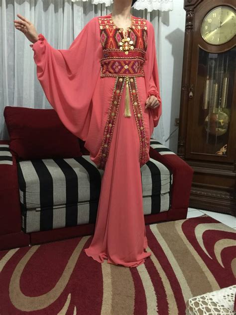 With Inner Kaftan Murah kaftan ulos bata fashion