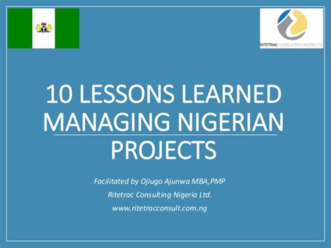 the factor 10 lessons in managing up for gain books lessons learned managing projects