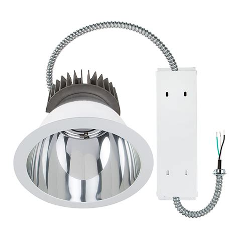 Lu Downlight Led 10 Watt commercial led downlight retrofit for 10 quot cans recessed