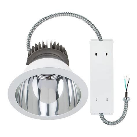 Lu Downlight 10 Watt commercial led downlight retrofit for 10 quot cans recessed