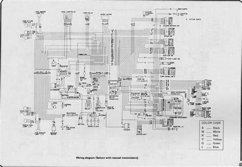 nissan 1400 wiring diagram free nissan wiring
