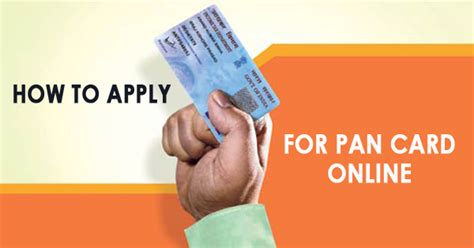 how to make pan card how to apply for pan card pan card status