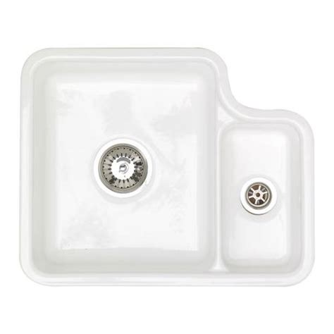 Ceramic Undermount Kitchen Sinks Astracast Lincoln 1 5 Bowl Undermount Ceramic Kitchen Sink Sinks Taps