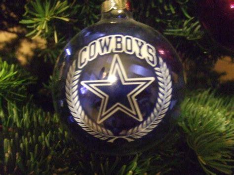 paw print diaries  christmas tree dallas cowboys