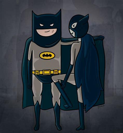 Jake And Finn Batman And Robin Zenfone 3 Ze552kl 55 Casing Premiu adventure time batman and by ajscanvas on
