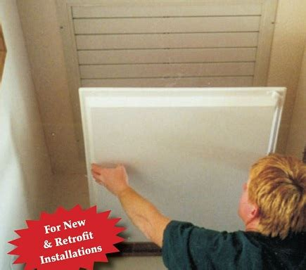 whole house fan shutter cover conservation strategies one stop shop for weatherization