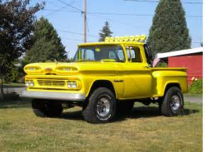 Go back gt gallery for gt 1960 chevy truck lifted