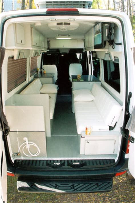 mini cer van vans with beds 28 images chevrolet g20 conversion van