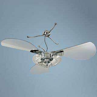 jellyfish ceiling fan 60 quot spyder chrome ceiling fan with discs light kit