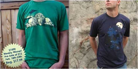 Uneetee On A T Shirt by Uneetee Reviewer