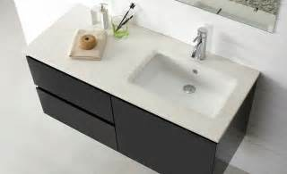 60 Inch Offset Vanity Top Manisa Wall Hung Bathroom Vanity Contemporary