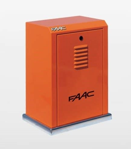 Faac Automatic Sliding Gate 741 Single Phase Max 900 Kg product page for 884 3 phase sliding gate operator