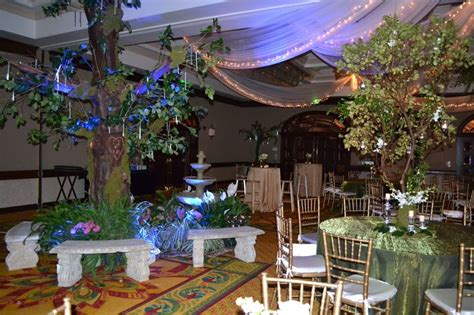 theme garden ideas enchanted garden themed prom 2013 boca raton