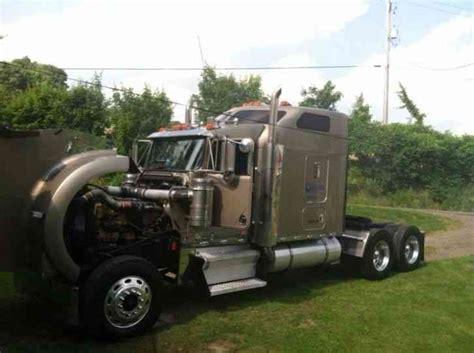 volvo 760 semi truck volvo 760 2006 sleeper semi trucks