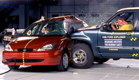 iihs explains side impact crash test autoevolution