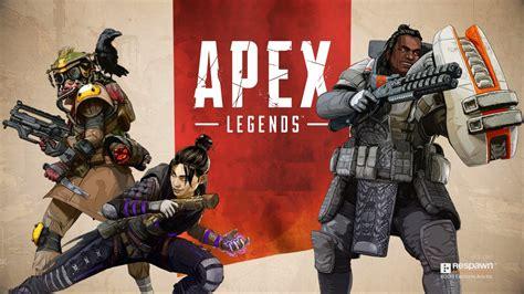 apex legends conheca os personagens  battle royale jogos de acao techtudo