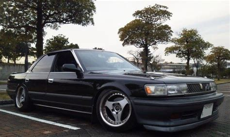 Jdm Toyota Toyota Chaser Jdmeuro Jdm Wheels And Trends Archive