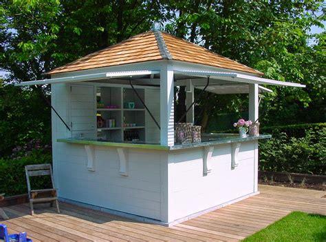 Bar Exterieur De Jardin by Bois Formes Espaces Chalet Bar Menuiserie Extrieure Outer