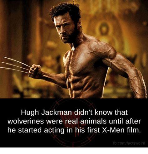 Hugh Jackman Meme - 25 best memes about x men film x men film memes