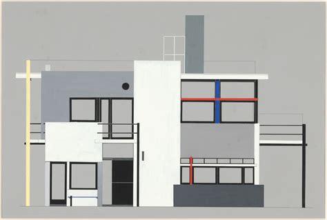 schroder house plan the gallery for gt rietveld schroder house plan
