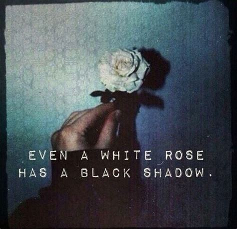 there is always profound thinking behind gilbert and georges work even a white rose has a black shadow words pinterest