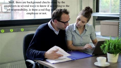 Can Background Check Reveal Past Employers What A Employment Background Check Can Reveal