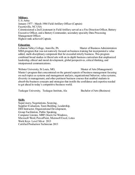 Lvc Cost Of Mba Program by Resume 3