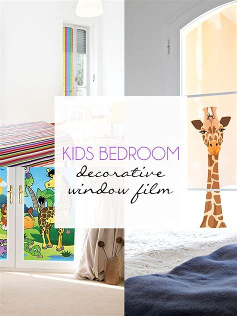 bedroom window tint film 7 best images about kids bedroom decorative window film on