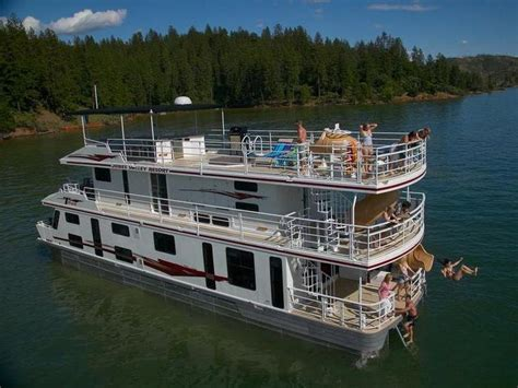 houseboats for sale california delta 65 foot titan houseboat at lake shasta shasta lake