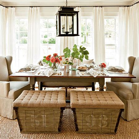 5 Dining Room Decorating Ideas Dining Room Bench Seating Ideas