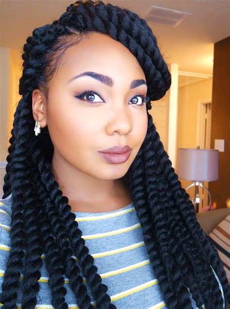 what type of hair do you crochet braids 24 crochet braids hairstyles ideas for a youthful and