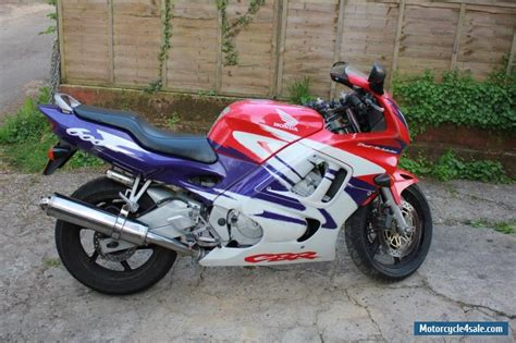 honda cbr 600 for sale 1998 honda cbr 600 f3 for sale in united kingdom
