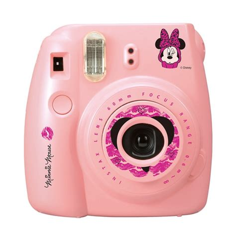 Fujifilm Instax Mini 9 Free 1 Pack Garansi Resmi buy new fujifilm instax mini 8 disney mickey pink with 1 pack of malaysia at