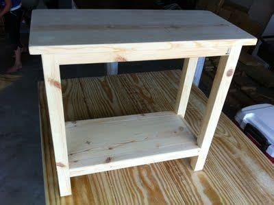 quaint cottage diy simple  table  small spaces