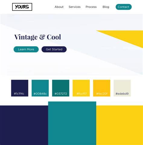 cool color schemes minneapolis web design company digital marketing agency mn