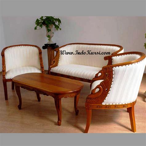 Set Sofa Bed Meja Kursi Tamu Sudut Minimalis Furniture Living Room sofa ruang tamu model lengkung indo kursi mebel indo