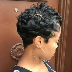 the american wave hair style cute pixie cut all things hair pinterest african