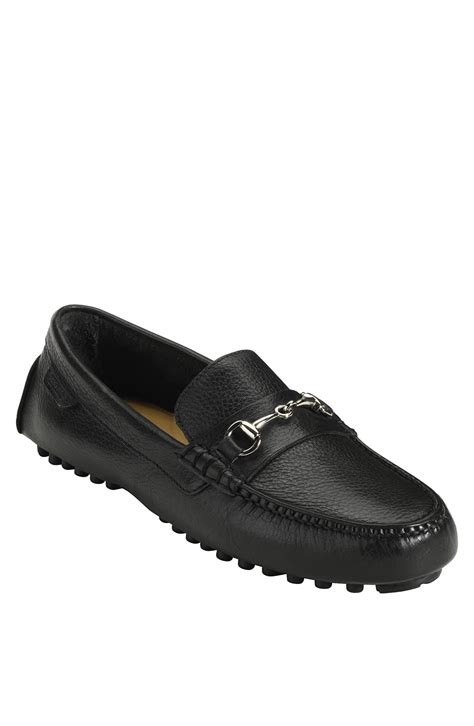 cole haan driving loafers cole haan air grant bit driving loafer in black for