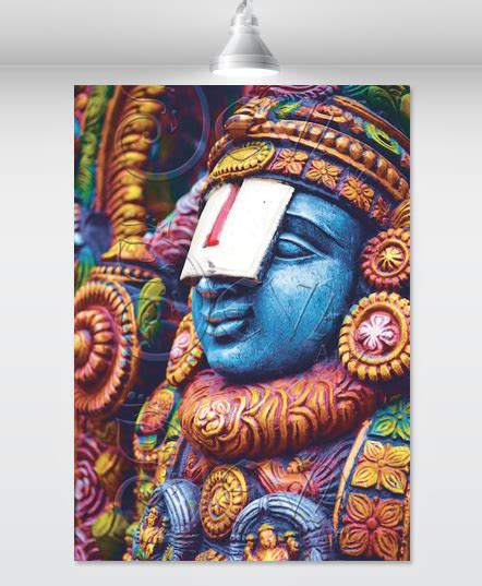 Home Decor Buddha by The Colours Of Lord Perumal