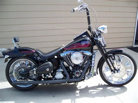 Boy Harley 1996 harley davidson bad boy moto zombdrive